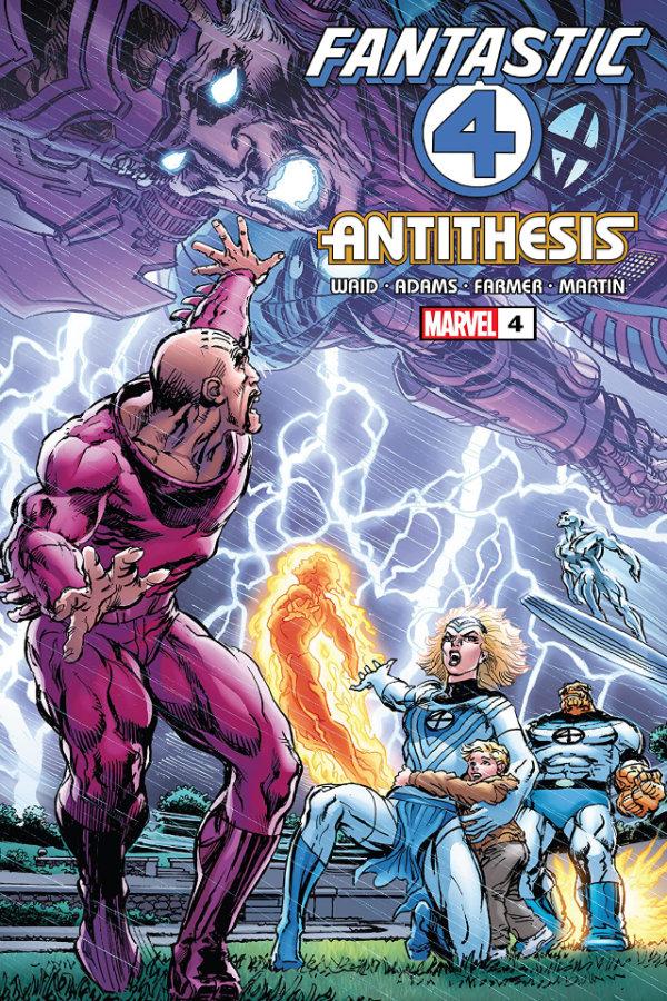 Fantastic Four: Antithesis (2020) #4