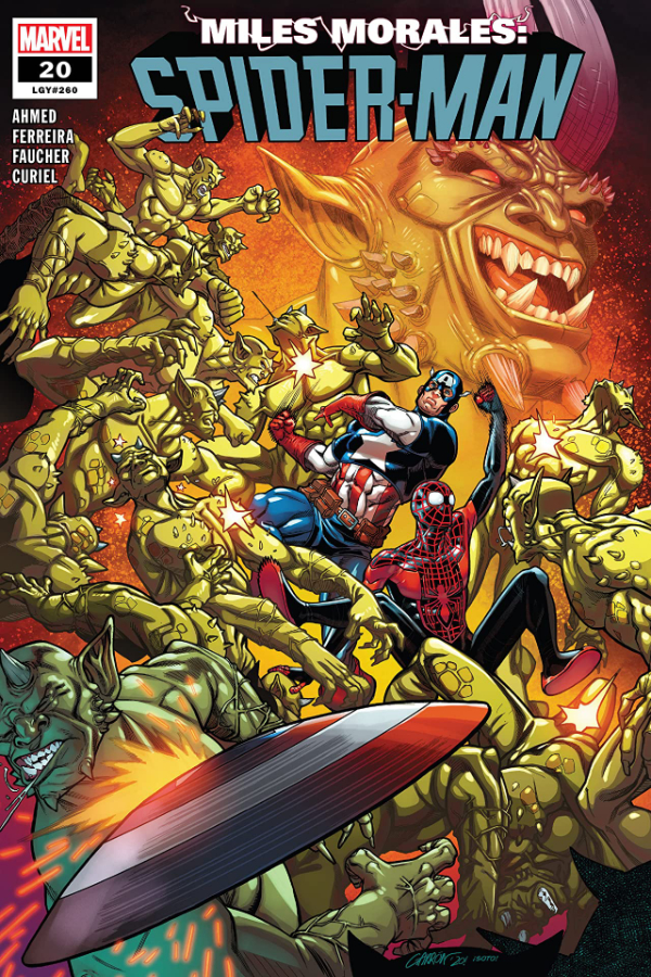 Miles Morales: Spider-Man (2018-) #20