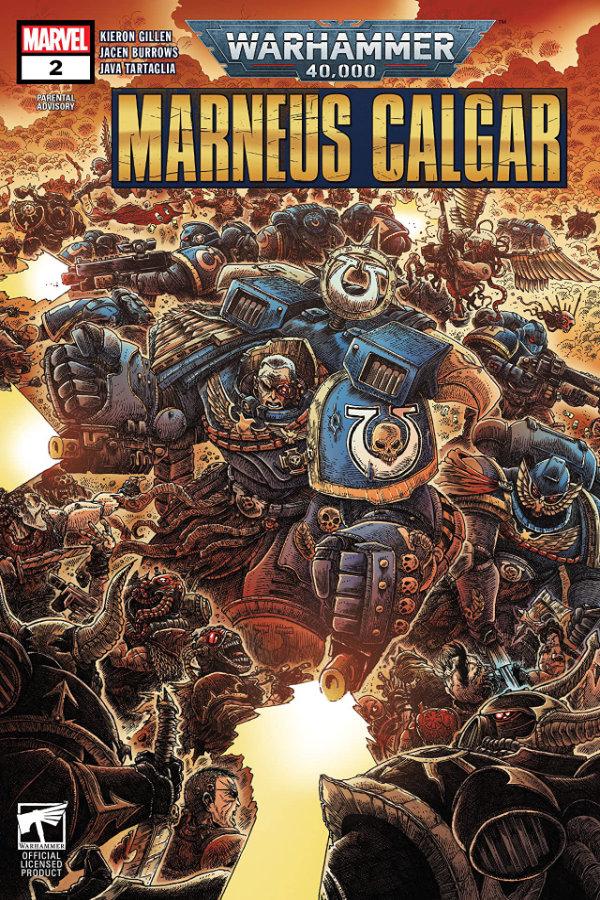 Warhammer 40,000: Marneus Calgar (2020-) #2