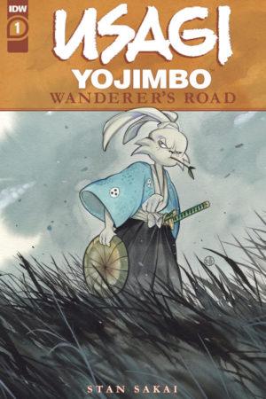 Usagi Yojimbo: Wanderer's Road #1