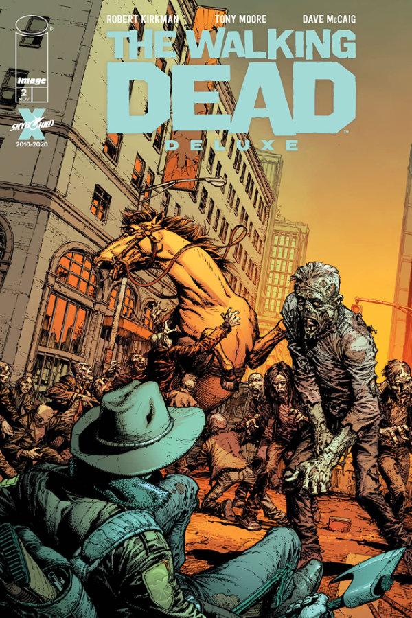 Walking Dead (Deluxe) #2