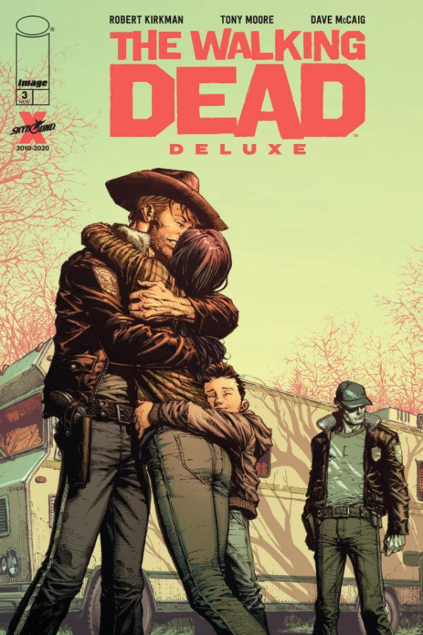 Walking Dead (Deluxe) #3