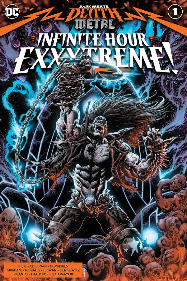 Dark Nights: Death Metal Infinite Hour Exxxtreme! (2020-) #1