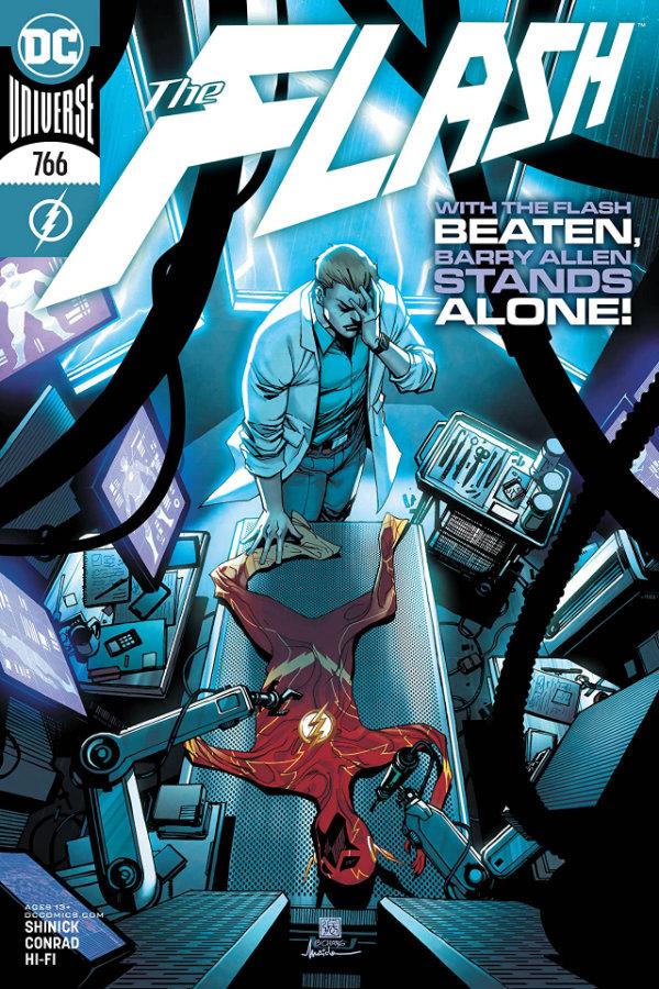 Flash (2016-) #766