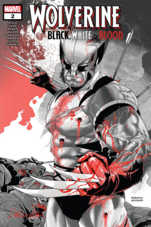 Wolverine: Black, White and Blood (2020-) #2