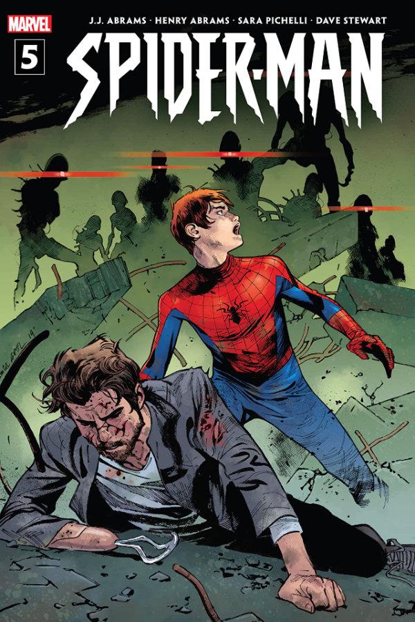 Spider-Man (2019-) #5