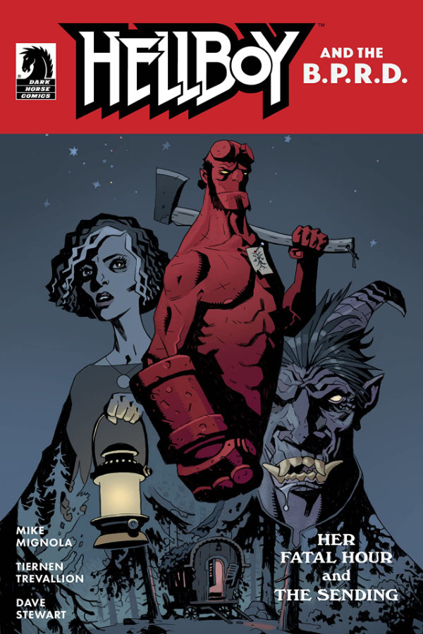 Hellboy and the B.P.R.D.: Her Fatal Hour