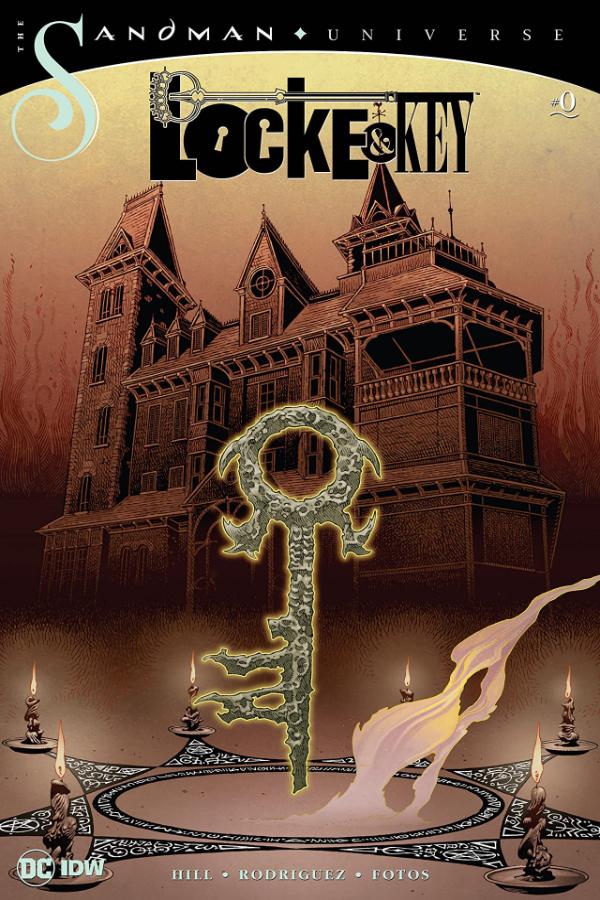 Locke and Key / Sandman: Hell and Gone #0