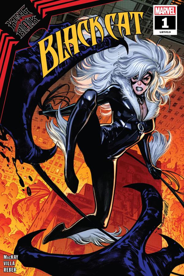 Black Cat (2020-) #1