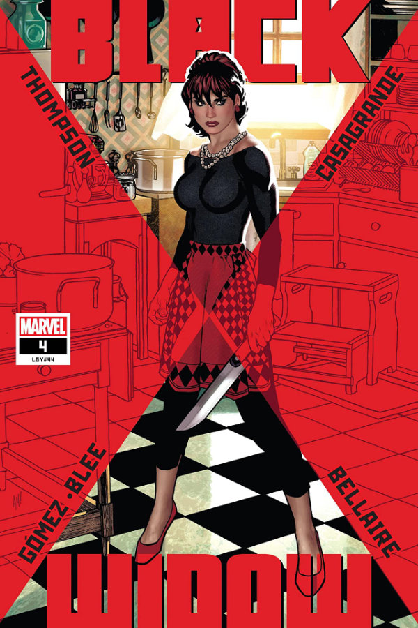 Black Widow (2020-) #4