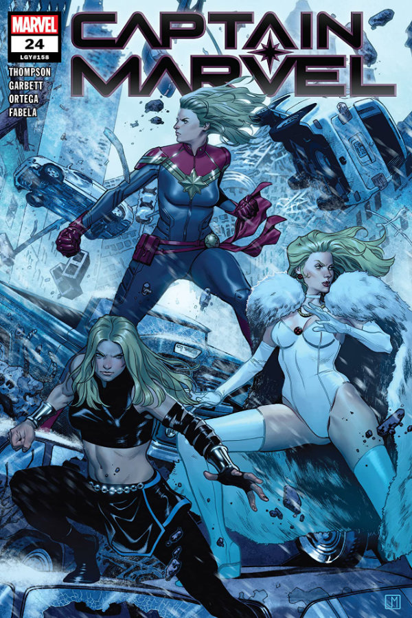 Captain Marvel (2019-) #24