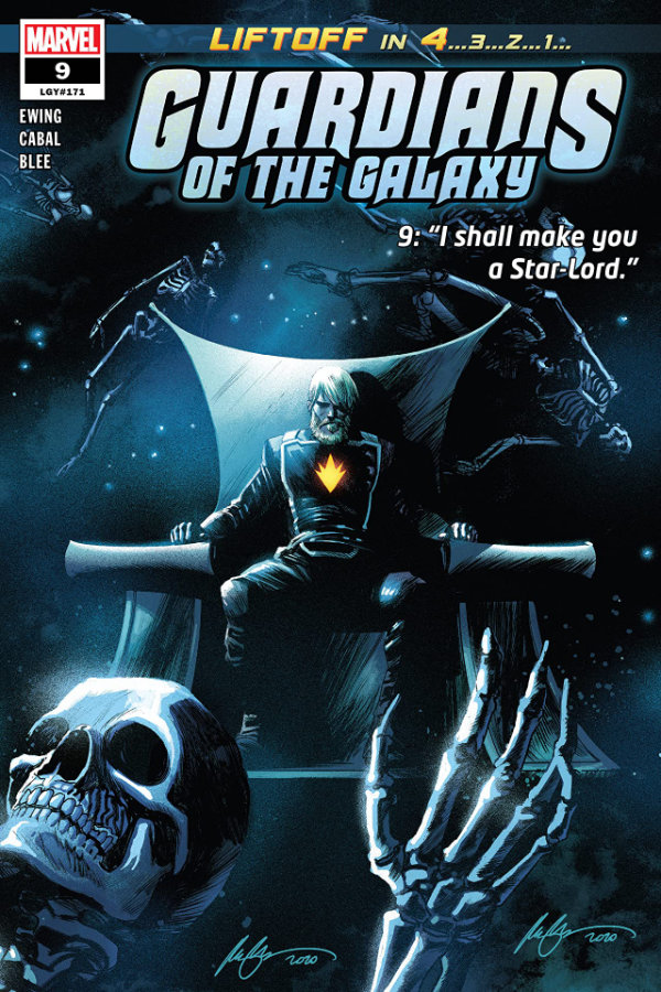 Guardians Of The Galaxy (2020-) #9