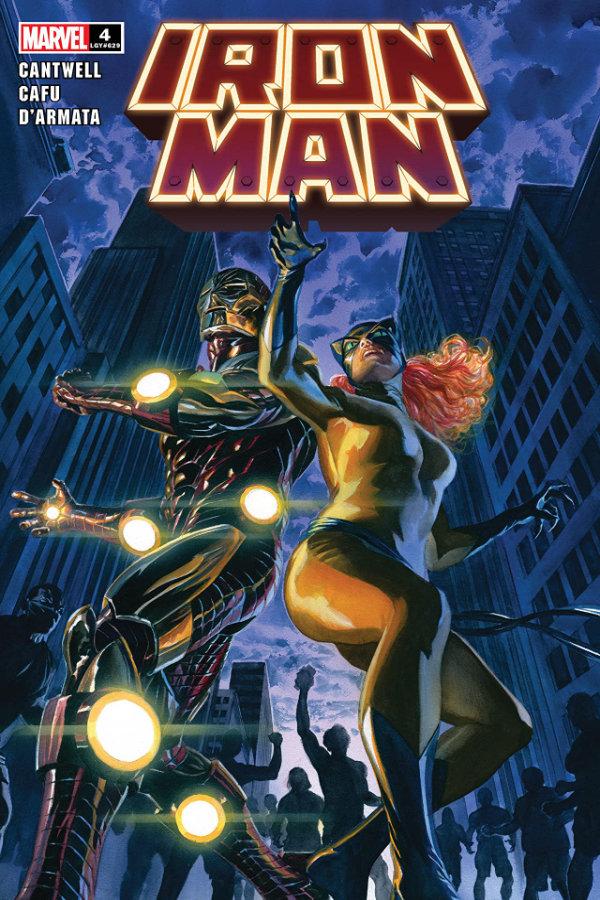 Iron Man (2020-) #4