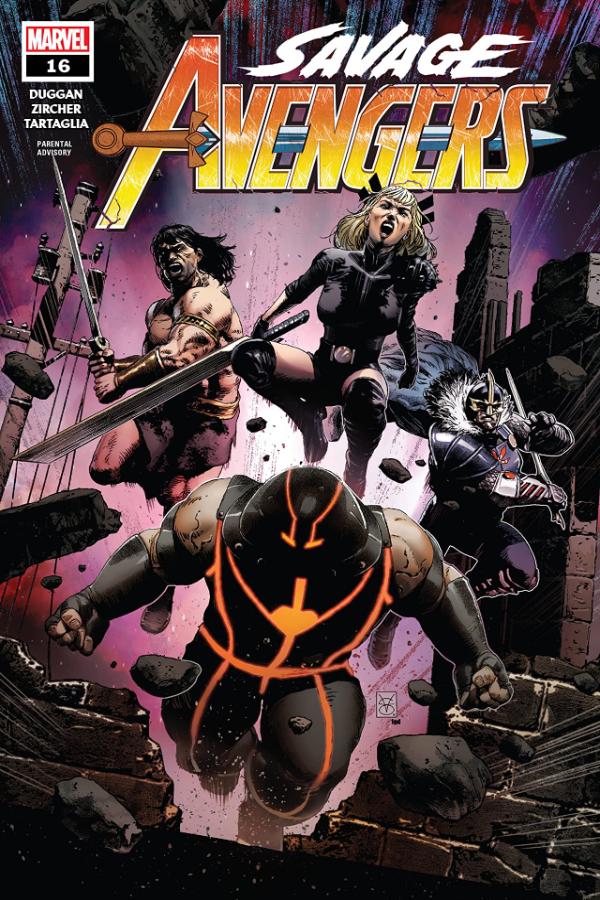 Savage Avengers (2019-) #16