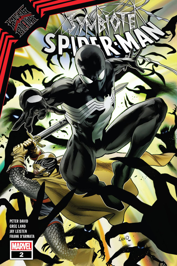 Symbiote Spider-Man: King In Black (2020-) #2
