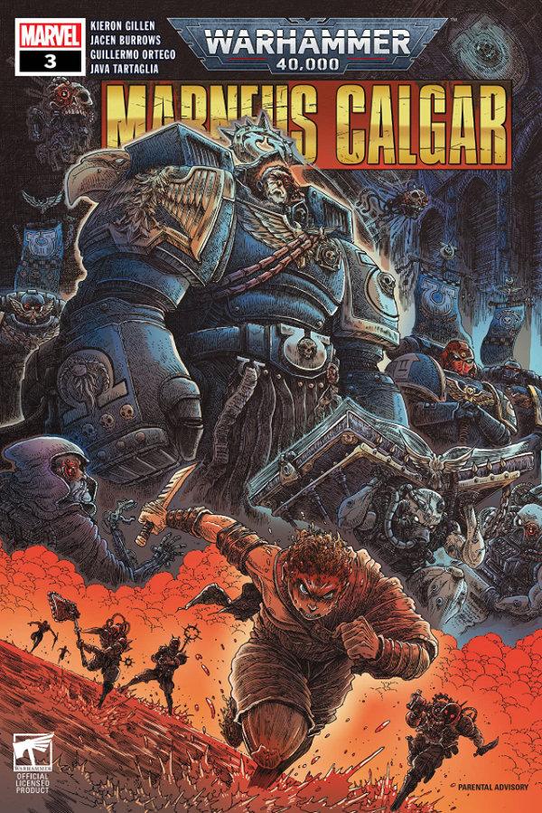 Warhammer 40,000: Marneus Calgar (2020-) #3