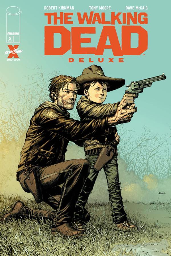 Walking Dead (Deluxe) #5