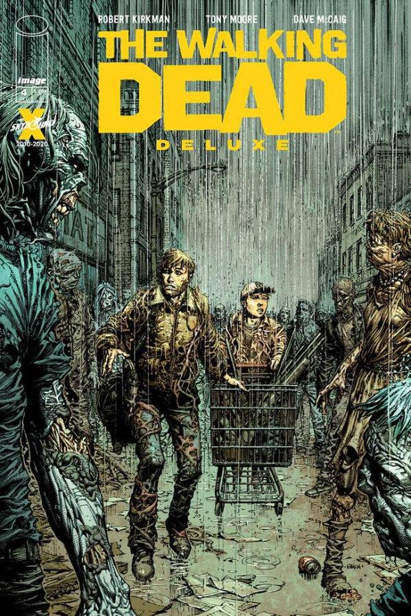 Walking Dead (Deluxe) #4