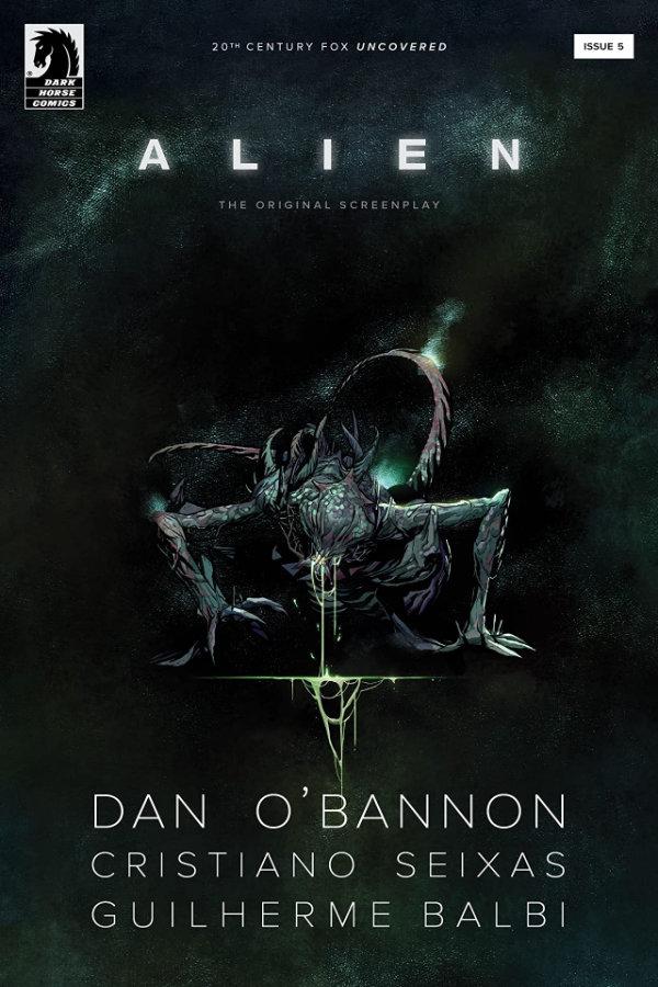 Alien: The Original Screenplay #5