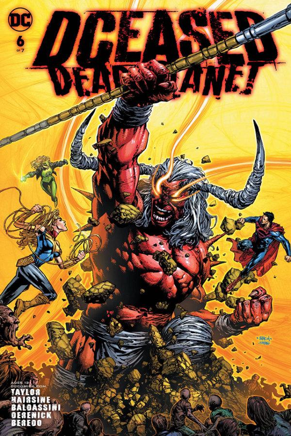 DCeased: Dead Planet (2020-) #6