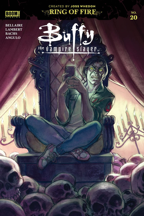 Buffy the Vampire Slayer #20