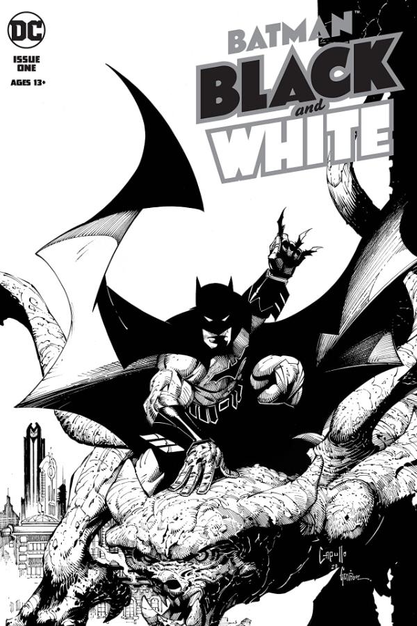 Batman: Black and White (2020-) #1