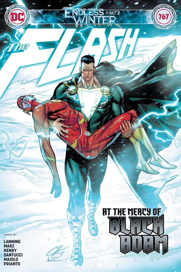 Flash (2016-) #767
