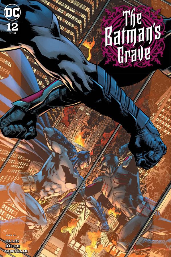 The Batman's Grave (2019-2020) #12