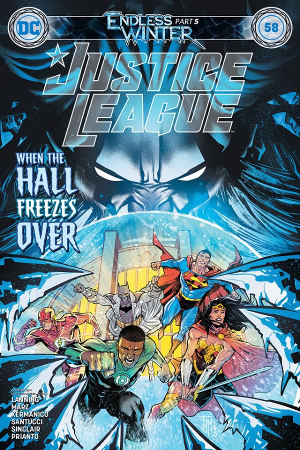 Justice League (2018-) #58