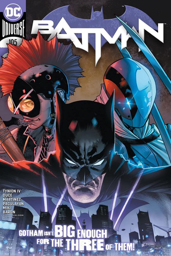 Batman (2016-) #105