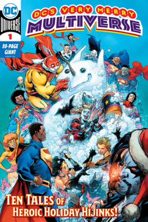 DC's Very Merry Multiverse (2020-) #1