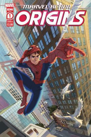 Marvel Action: Origins #1