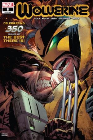 Wolverine (2020-) #8