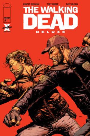 Walking Dead (Deluxe) #6