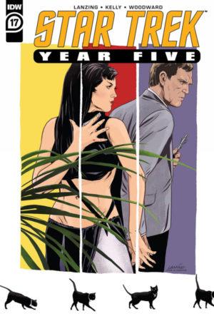 Star Trek: Year Five #17