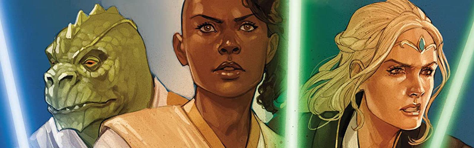 Star Wars: The High Republic (2021-) #1