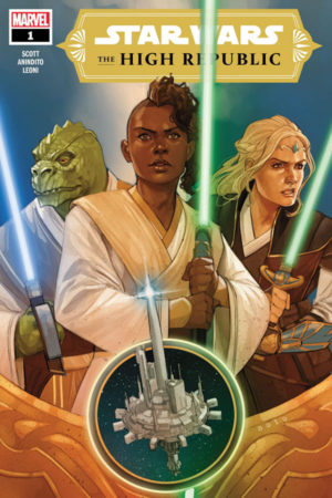 Star Wars: The High Republic (2021-) #1