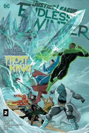 Justice League: Endless Winter (2020-) #2