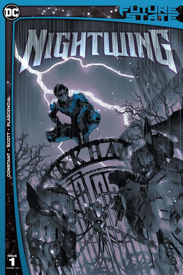 Future State: Nightwing (2021) #1