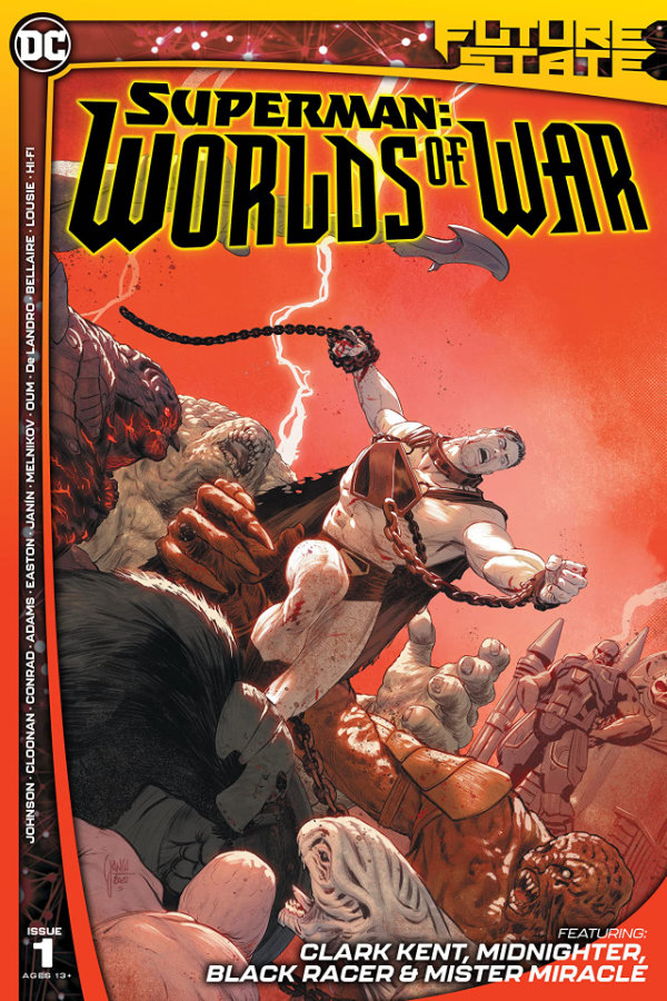 Future State: Superman - Worlds of War (2021) #1