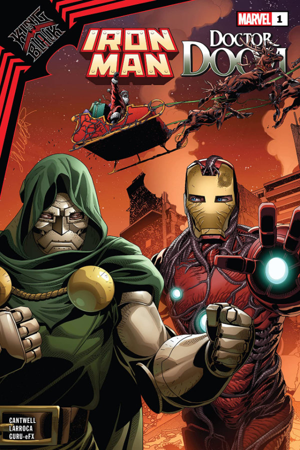 King In Black: Iron Man/Doom (2020) #1