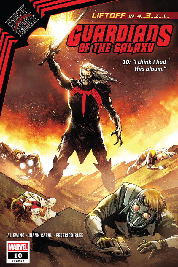 Guardians Of The Galaxy (2020-) #10