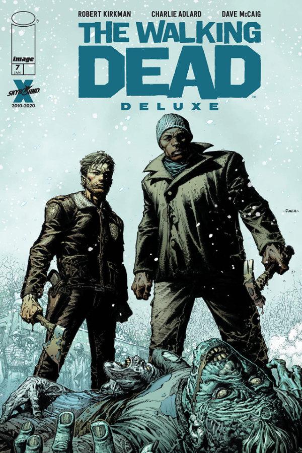 Walking Dead (Deluxe) #7