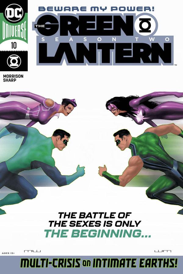 Green Lantern Season Two (2020-2021) #10