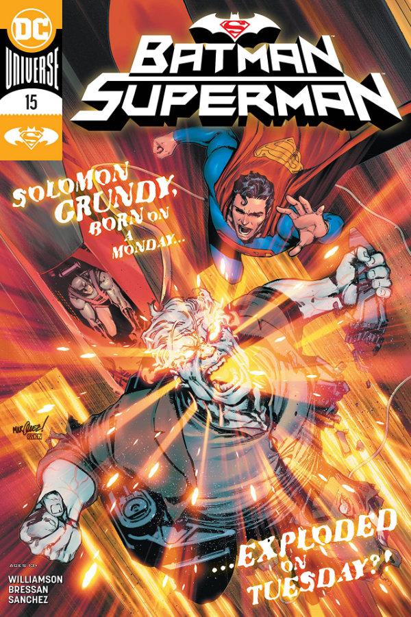 Batman / Superman (2019-) #15