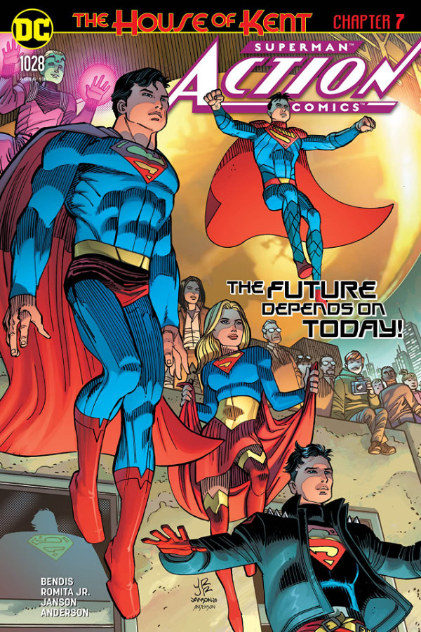 Action Comics (2016-) #1028