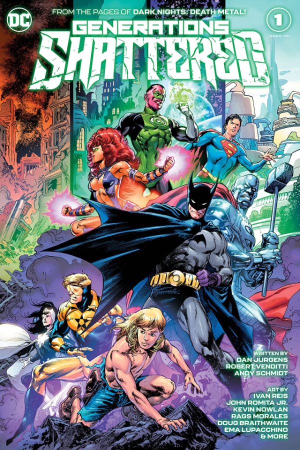 Generations: Shattered (2021-) #1