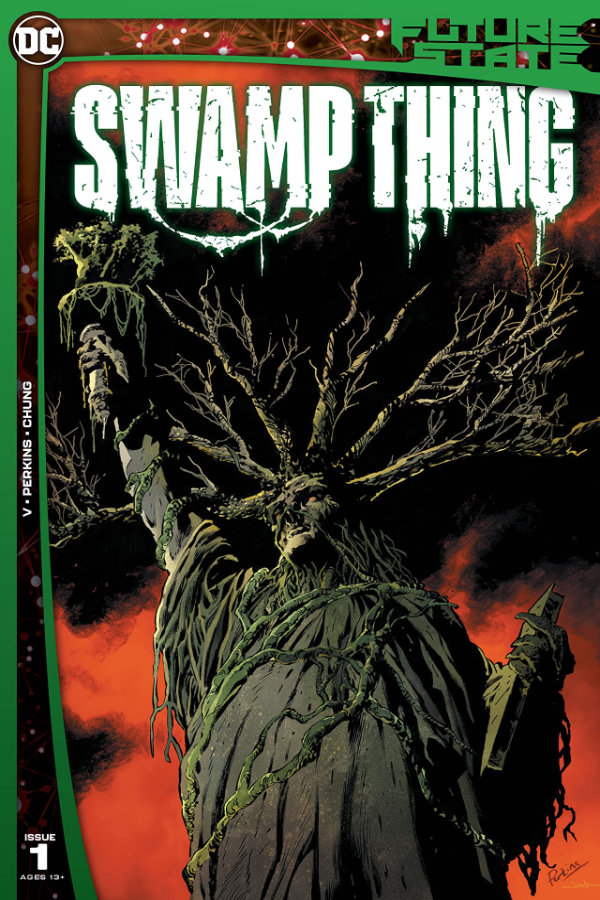 Future State: Swamp Thing (2021) #1