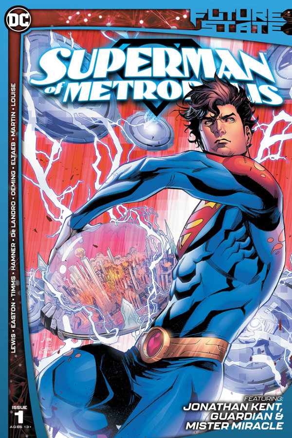 Future State: Superman of Metropolis (2021) #1