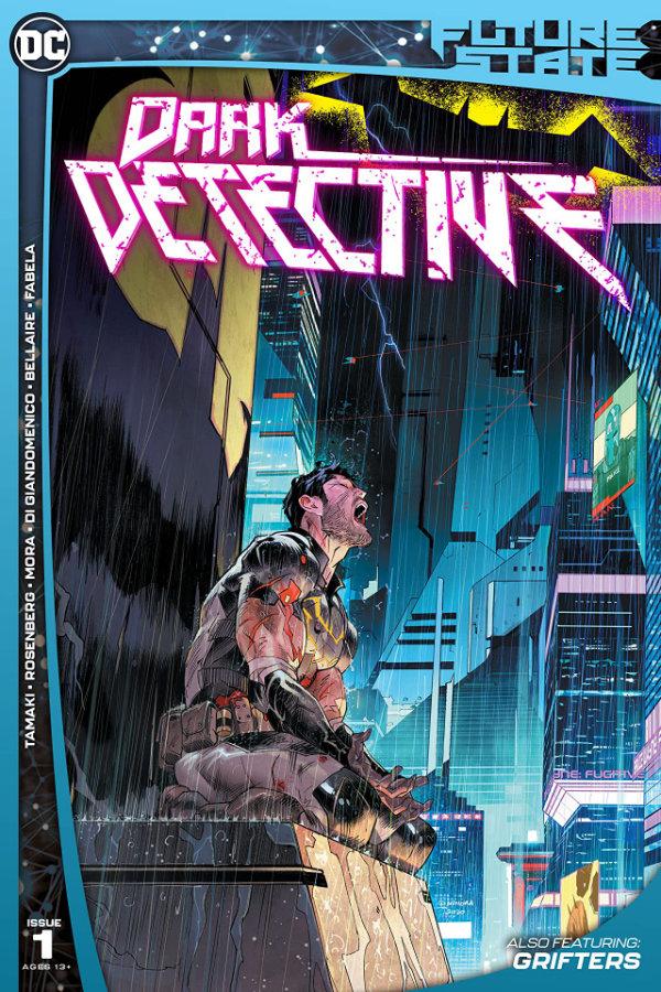 Future State: Dark Detective (2021) #1
